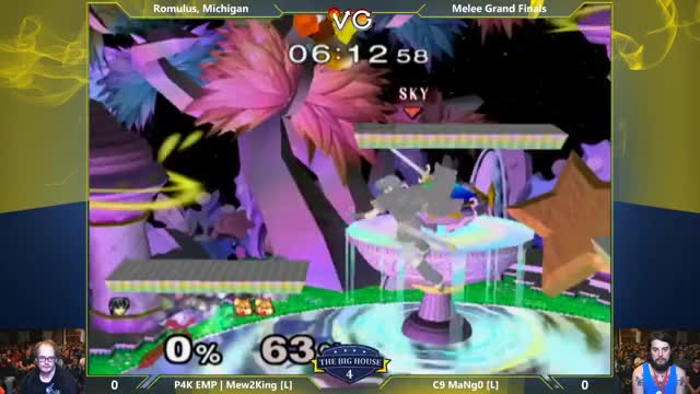 Mang0 Going In