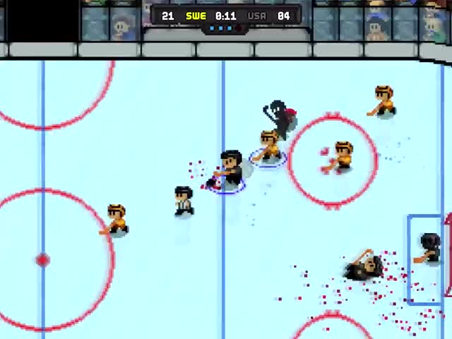Watch and share Super Blood Hockey (22 SWE - USA 04) GIFs by xx116xx on Gfycat