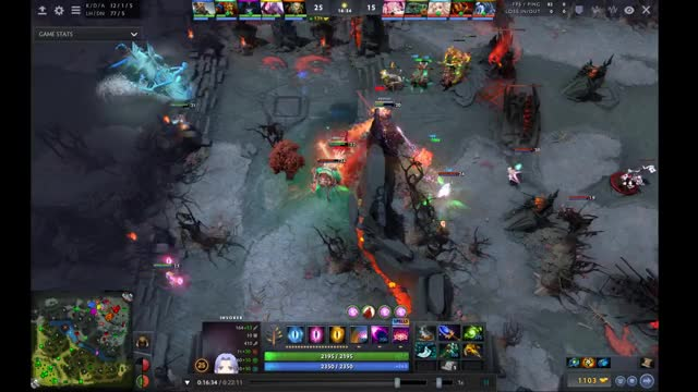 Watch and share Dota2 GIFs by Soonkeng Lmaotan on Gfycat
