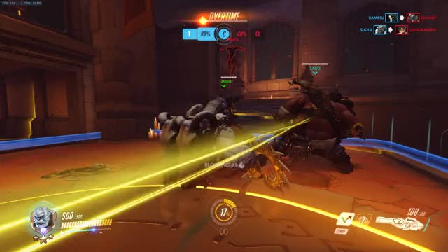 Watch and share Overwatch GIFs by Quzoide on Gfycat