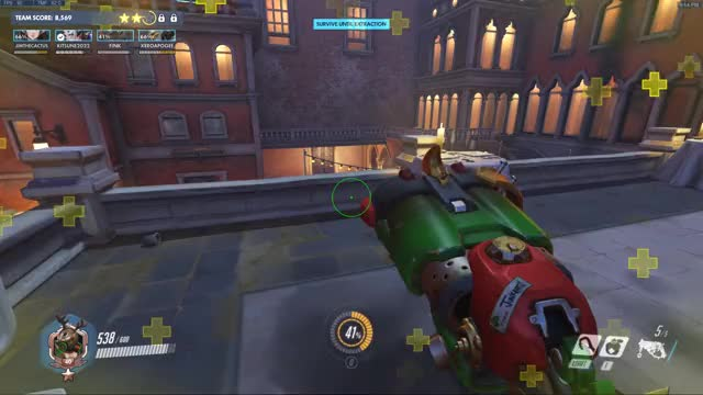 Watch and share Overwatch 2018.04.11 - 21.14.54.04.DVR GIFs by sonoffink on Gfycat