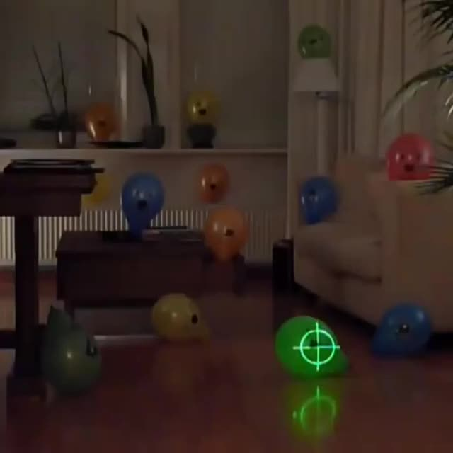 Watch and share Balloon Assassin GIFs on Gfycat