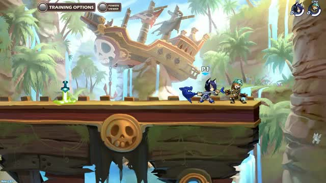 Watch and share Brawlhalla GIFs and Yumiko GIFs by DeviLyra on Gfycat