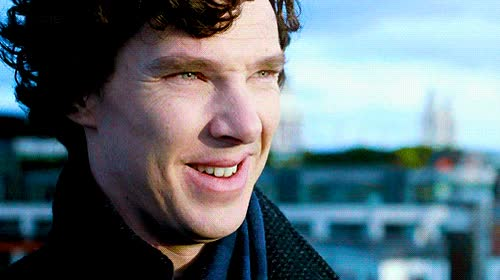 Watch and share Benedict Cumberbatch You're So Pretty Gif GIFs on Gfycat