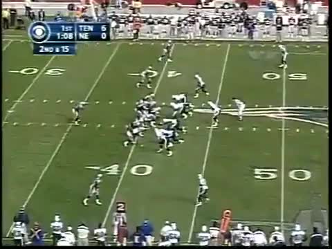 Watch and share TB 58yd TD To Brown (TEN) GIFs by patsnation11 on Gfycat
