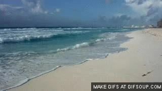 Watch and share Cancun Waves GIFs on Gfycat