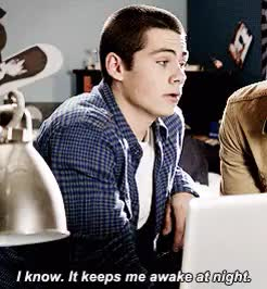 Watch and share Stiles Stilinski GIFs and Stiles X Danny GIFs on Gfycat