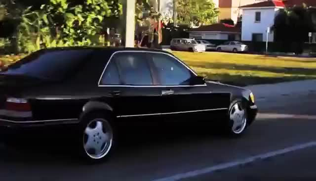 Watch and share Mercedes-Benz W140 S500 HD GIFs on Gfycat
