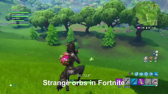 Watch Strange orbs in FortniteBR GIF by Gamer DVR (@xboxdvr) on Gfycat. Discover more FortniteBattleRoyale, Foxes Soxes, xbox, xbox dvr, xbox one GIFs on Gfycat