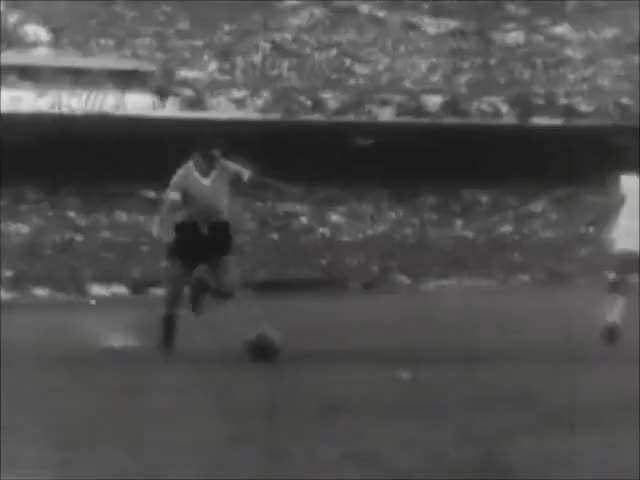 Watch Brazil 1950 GIF on Gfycat. Discover more 1950 FIFA World Cup (Event), Alcides Ghiggia (Football Player), Brazil National Football Team (Football Team), Estádio Do Maracanã (Sports Facility), FIFA World Cup (Football Competition), Soccer City (Sports Facility), Sports (Industry), Uruguay National Football Team (Football Team), Uruguay V Brazil (Event), moacir barbosa GIFs on Gfycat