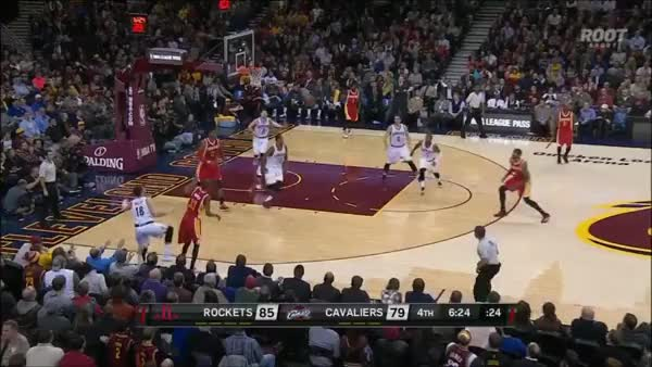 Watch Josh Smith chasedown block on Kyrie Irving (reddit) GIF on Gfycat. Discover more nba GIFs on Gfycat