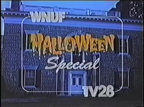 Watch and share WNUF Halloween Special - Trailer GIFs on Gfycat