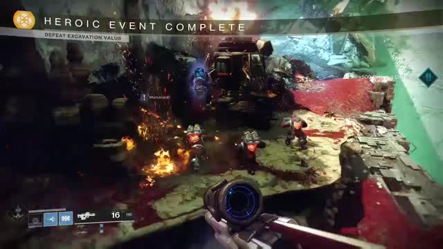 Watch and share A Shy Mustache GIFs and Destiny2 GIFs by Gamer DVR on Gfycat