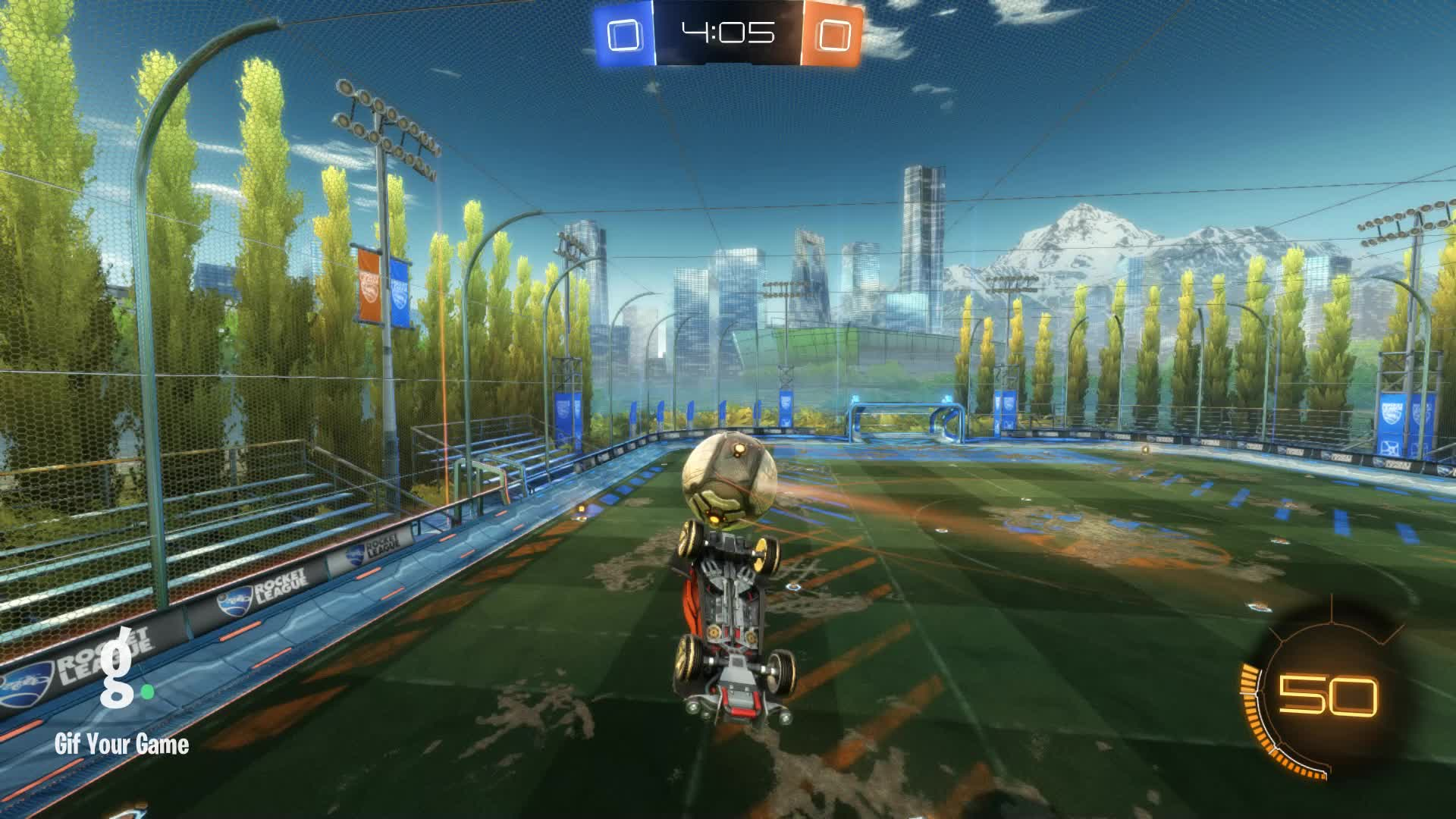 Gif Your Game, GifYourGame, Goal, ItWas...Justified, Rocket League, RocketLeague, Goal 1: ItWas...Justified GIFs