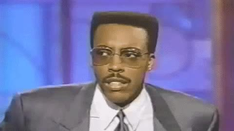 Watch and share Arsenio Hall GIFs on Gfycat