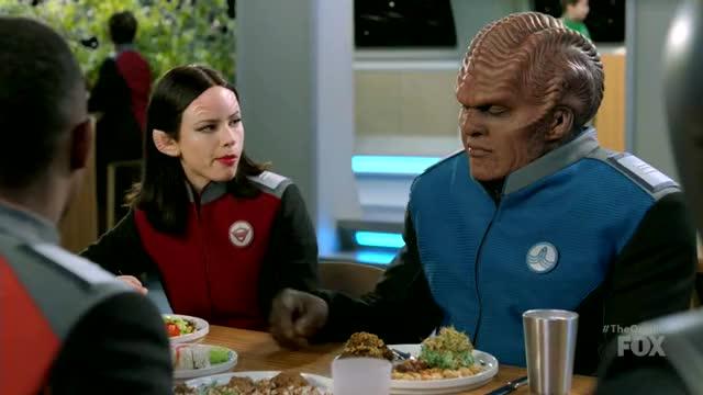 Watch Eating Things GIF by Sentrolyx (@sentrolyx) on Gfycat. Discover more The Orville GIFs on Gfycat