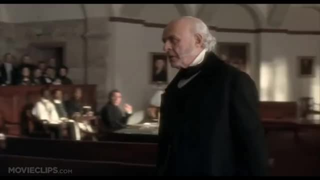 Watch Amistad (7/8) Movie CLIP - The Declaration of Independence (1997) HD GIF on Gfycat. Discover more 02d45s, 055c8, 158798, Drama, amg, amistad, movieclipsdotcom GIFs on Gfycat
