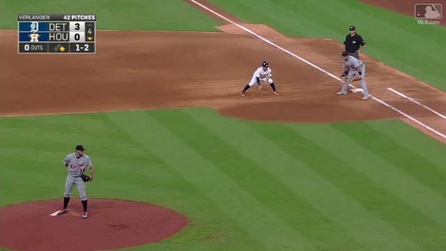 Watch and share Correa's Two-run Home Run GIFs by kwisatzhaderach on Gfycat