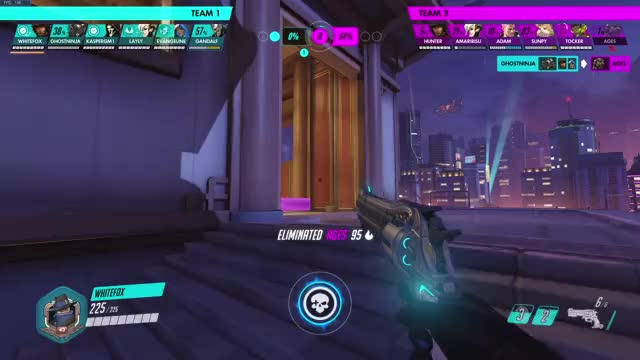 Watch and share Overwatch GIFs by adam5661 on Gfycat