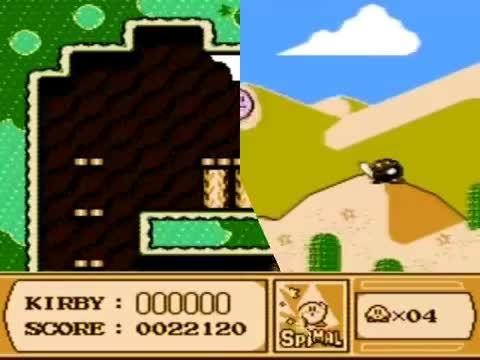 gaminggifs, Kirby's Adventure (NES) (reddit) GIFs