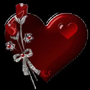 Watch Imagen de amor de corazones y rosas con brillo y movimiento corazón palpitando GIF on Gfycat. Discover more related GIFs on Gfycat