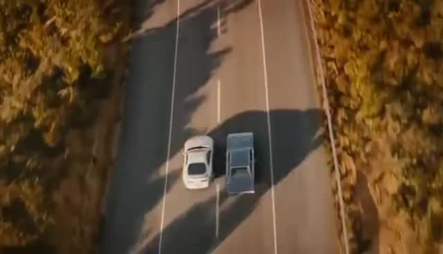 Fast and Furious 7 - Final scene GIFs