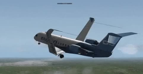 Watch and share Plane GIFs and Wings GIFs by Necroplexxus on Gfycat