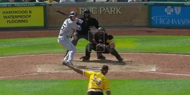 Watch and share Pirela Scores GIFs by DK Pittsburgh Sports on Gfycat