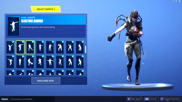 Watch and share New Fortnite Skin GIFs and Arachne Fortnite GIFs by Breezy ツ on Gfycat