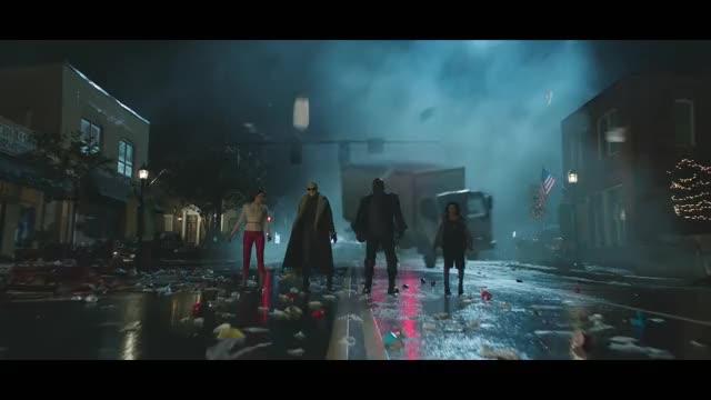 "Watch DC UNIVERSE | MEET THE DOOM PATROL GIF by Rocco Supreme (@roccosupreme) on Gfycat. Discover more Cyborg, DC, DC Universe, DCU, Elasti-Woman, Robotman, Superhero, Superheroes, comics, ""Super Hero"" GIFs on Gfycat"