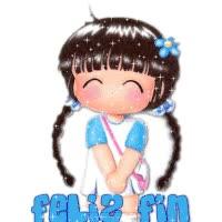 Watch and share Feliz Fin De Semana animated stickers on Gfycat