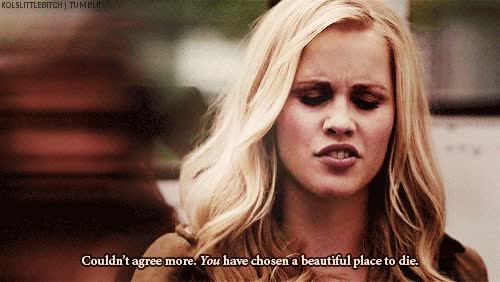 Watch and share Claire Holt GIFs on Gfycat