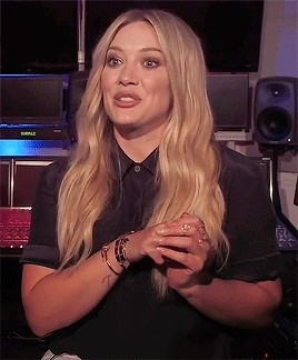 2015, Hilary Duff, gif, interview, my edits, Hilary Duff GIFs