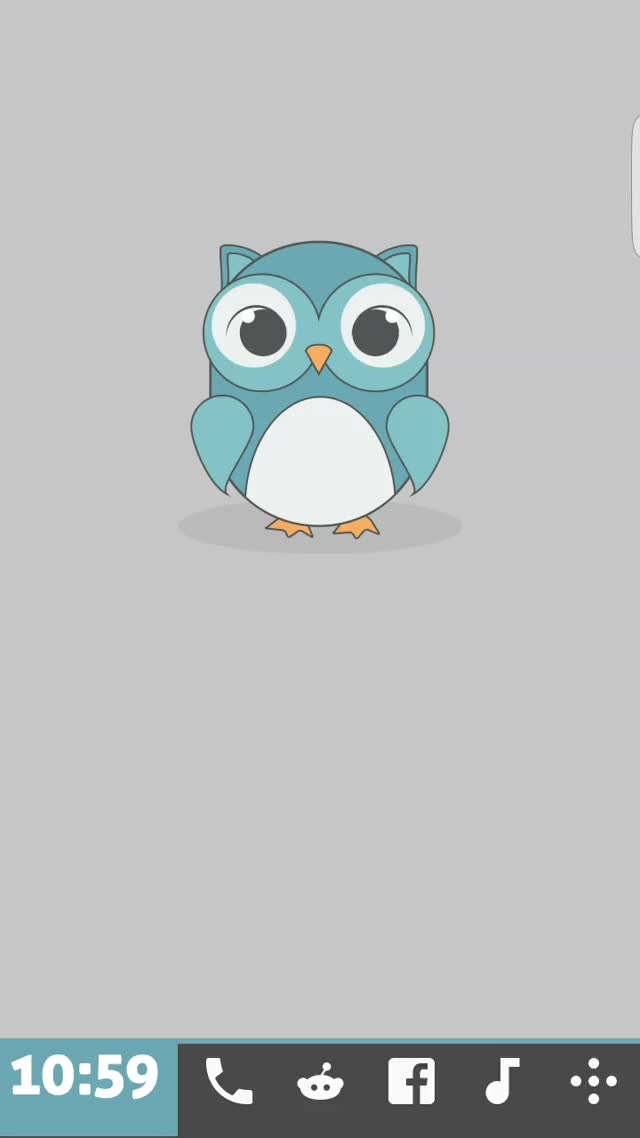 Watch and share Flat Owl GIFs on Gfycat