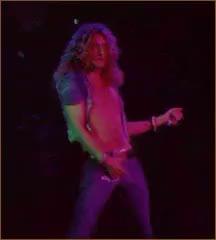 Watch Zdaje mi siA, e widzA  GIF on Gfycat. Discover more classic rock, fabulous, hard rock, led zeppelin, robert plant, sexi GIFs on Gfycat