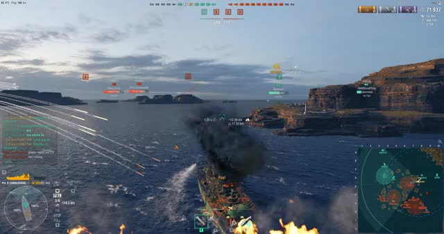 Watch and share World Of Warships 2020.02.13 - 23.21.11.07.DVR GIFs by Butterfly on Gfycat