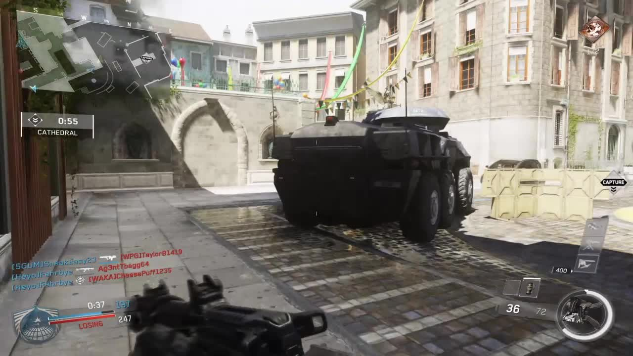infinitewarfare, Hardpoint melted GIFs