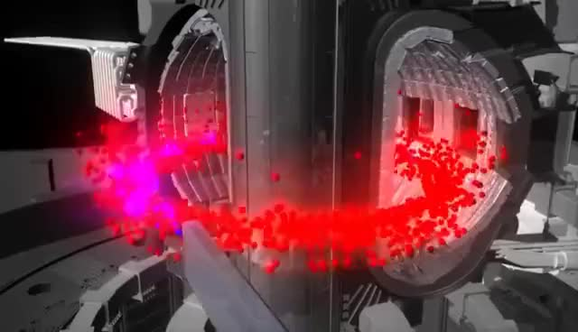 Watch and share ITER Fusion Reactor GIFs on Gfycat