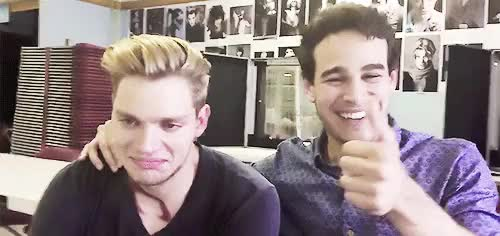Watch and share Shadowhunters Cast GIFs and Dominic Sherwood GIFs on Gfycat