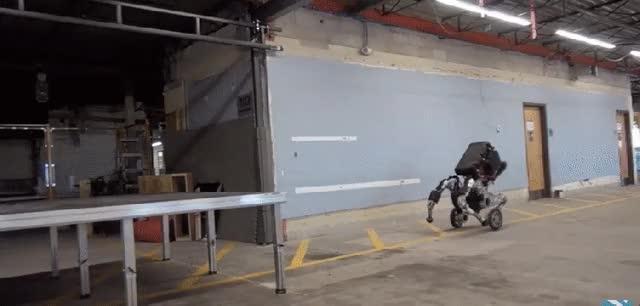 Watch and share Boston Dynamics Feb GIFs on Gfycat