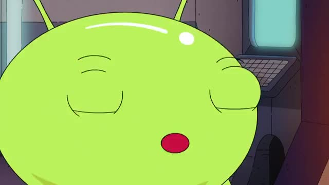 Watch Mooncake Flee GIF by Stray (@straychowchow) on Gfycat. Discover more cute, final space, mooncake, tbs GIFs on Gfycat