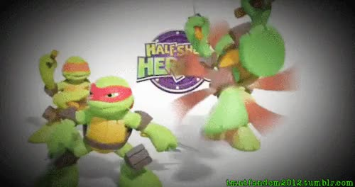 Watch and share Half Shell Heroes GIFs and Tmnt 2012 GIFs on Gfycat