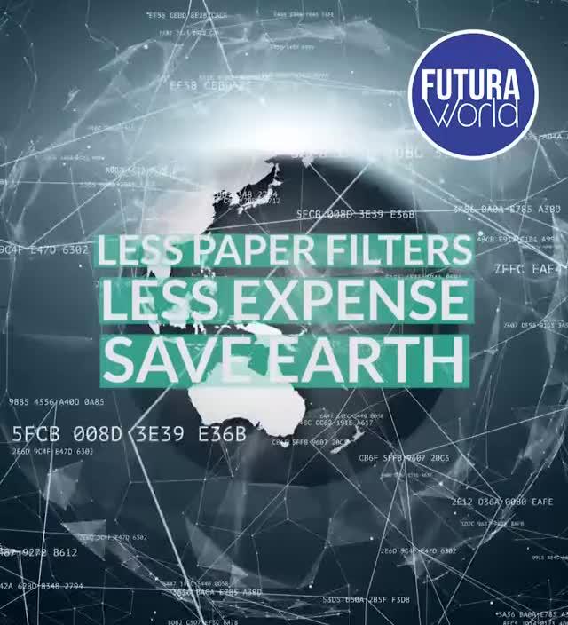 Watch and share Enviro Paperless Coffee Filter (FUTURA) GIFs by Nikkie Cinco Munda on Gfycat