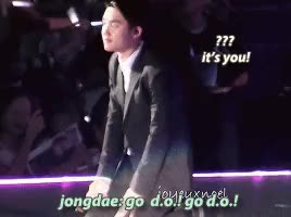 Watch and share Exo'luxion GIFs and Kyungsoo GIFs on Gfycat