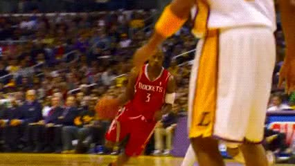 Watch and share Steve Francis, Houston Rockets GIFs by Off-Hand on Gfycat