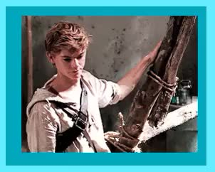 Watch Newt GIF on Gfycat. Discover more maze, newt, runner GIFs on Gfycat