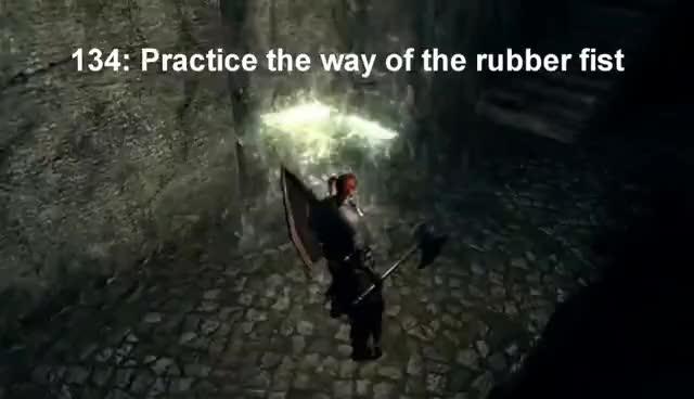 dark souls guide for dumbshits
