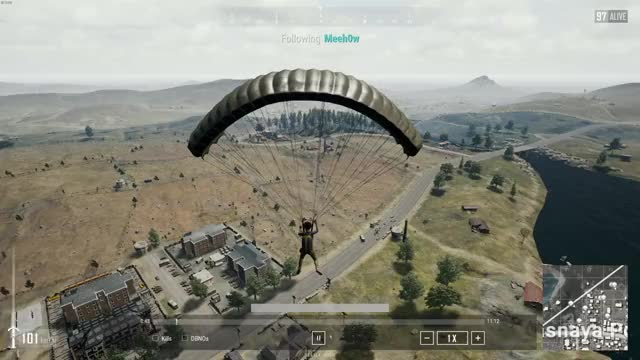 Watch I was wondering what happened to two guys that landed next to me...well, there it is. GIF by Beep Boop (@hockeyrobotthing) on Gfycat. Discover more Battlegrounds, PUBATTLEGOUNDS, PUBG GIFs on Gfycat