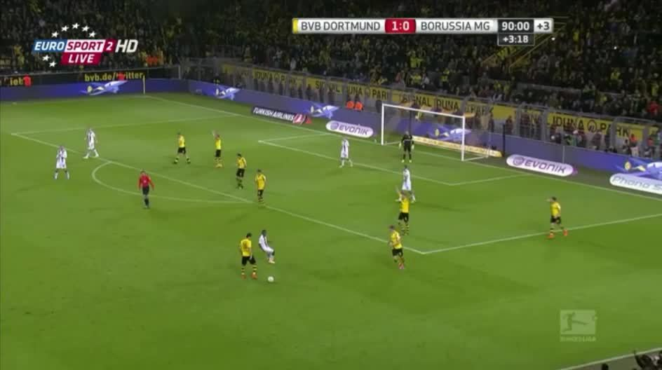 borussiadortmund, Klopp and Mats' passion at full time (reddit) GIFs