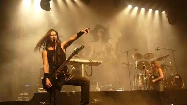 Watch Epica & Floor Jansen - Sancta Terra Live HD GIF on Gfycat. Discover more Epica (Musical Group), Floor Jansen (Musical Artist), Live, Sancta Terra GIFs on Gfycat